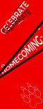 NU_Homecoming Banners