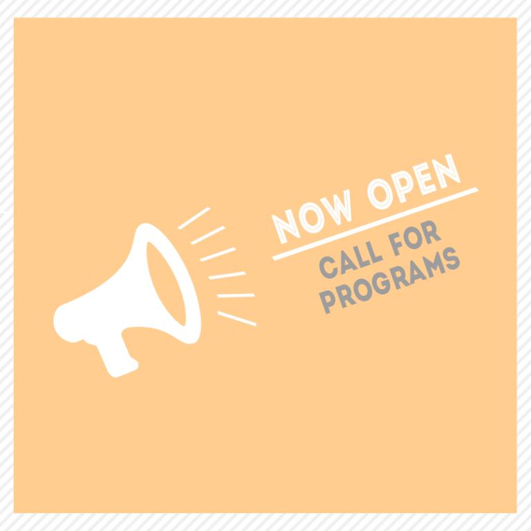 Call for Programs