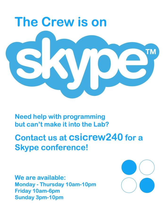 CSI Skype
