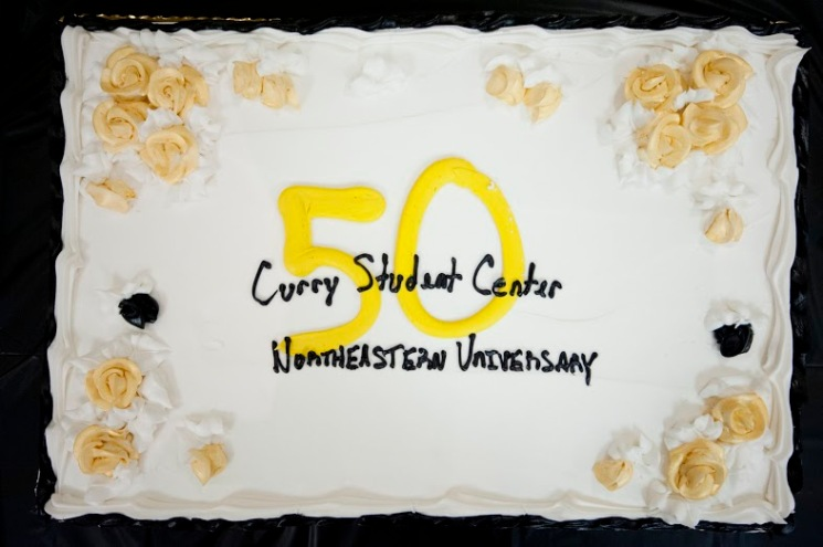 CSC turns 50 - Cake