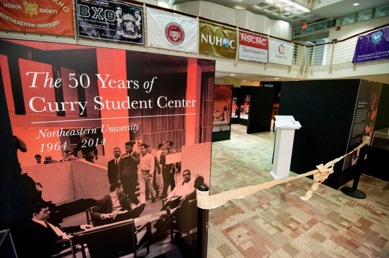Curry Student Center 50th Anniversary